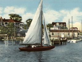 31 vintage postcards from Martha's Vineyard