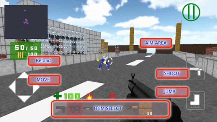 Death Blocks screenshot-3