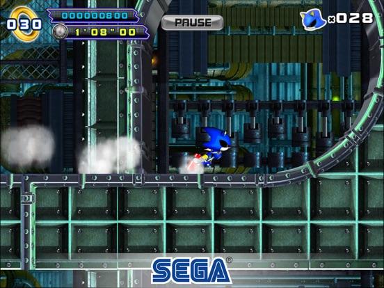 Sonic The Hedgehog 4™ Ep. II Screenshots
