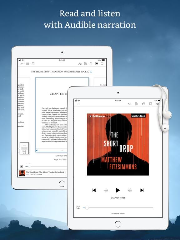 Amazon Kindle Скриншоты10