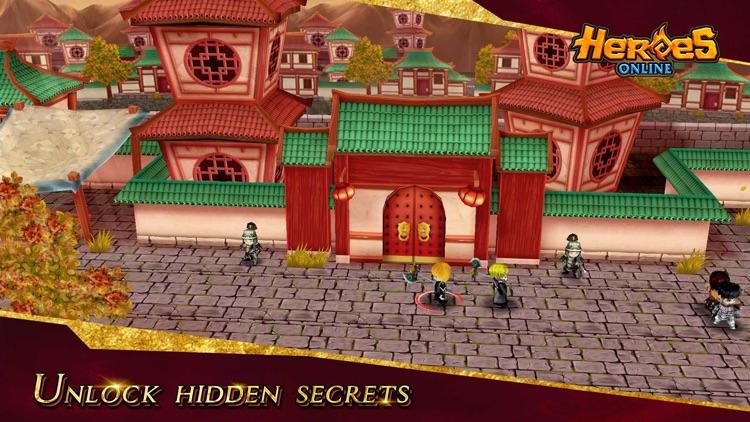 Hero Online screenshot-5