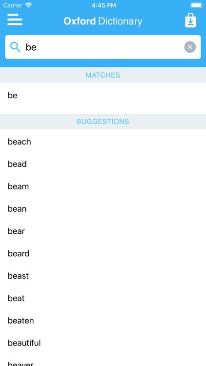 Oxford English Idioms screenshot-4