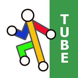 London Tube - Map and Route Planner by Zuti app