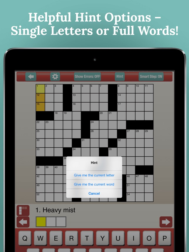 Penny Dell Crossword Daily on the App Store
