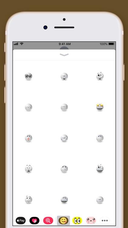 Smiley Face Emoji Stickers screenshot-5