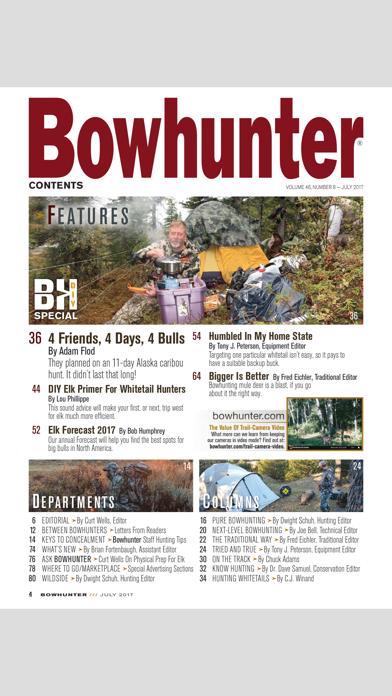 点击获取Bowhunter Magazine