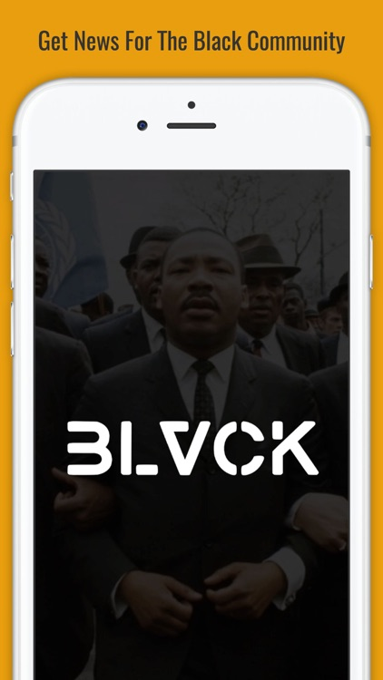 BLVCK - Centralized Hub For African American News