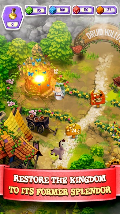 Cubis Kingdoms Screenshot