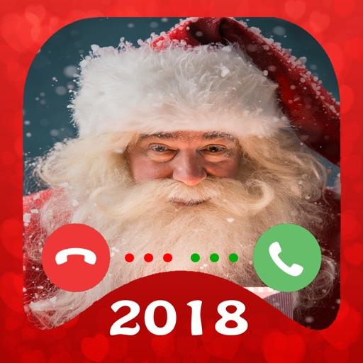 A Fake Call From Santa Claus