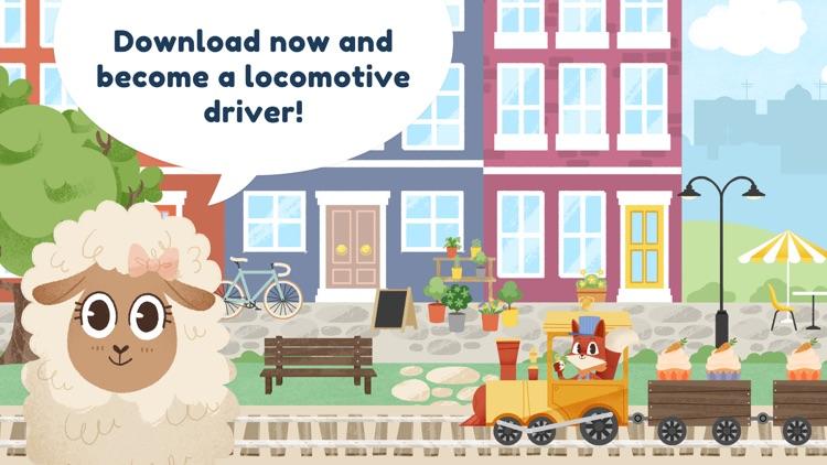 Little Fox Train Adventures screenshot-4