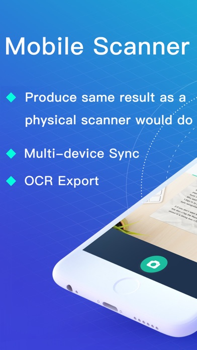 CamScanner-Scanner to scan PDF