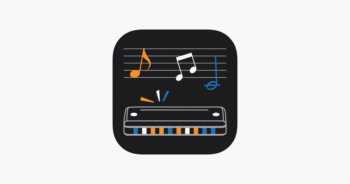 Harmonica Tab Pro On The App Store