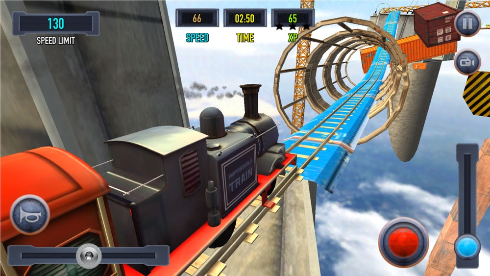 Train Games Impossible Sim Cheat Codes