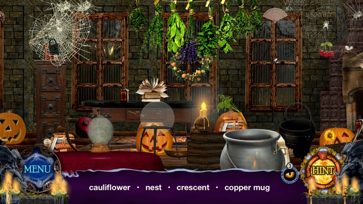 Monsters - Hidden Object Games screenshot-3