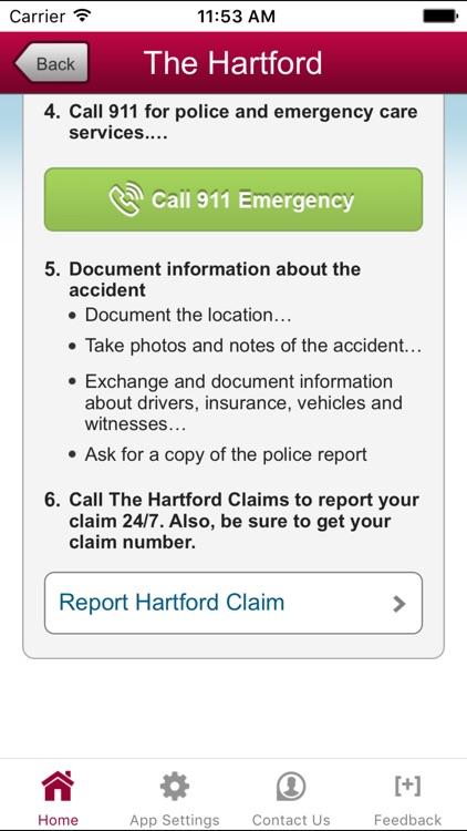 Auto & Home at The Hartford screenshot-6