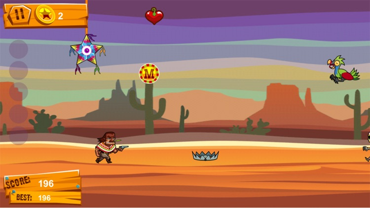 Tonja Cowboy Dash screenshot-5