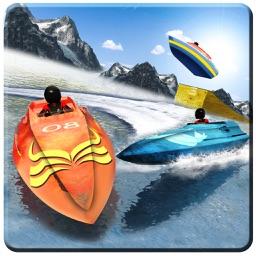 3D Boat Racing Simulator 2018