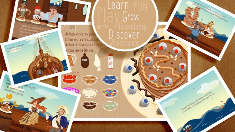 Pastry Pirates by Polished Play screenshot-3