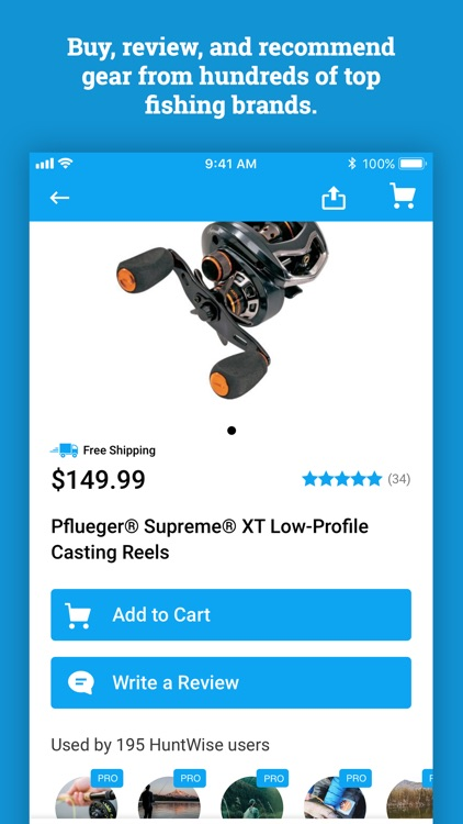 FishWise: A Better Fishing App screenshot-4