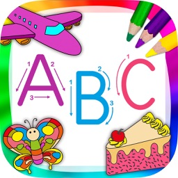 Practice Letters - Learn ABC