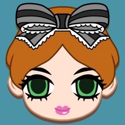 Nymphie- Dress up Fashion Doll