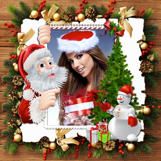 Christmas Photo Frames Fun