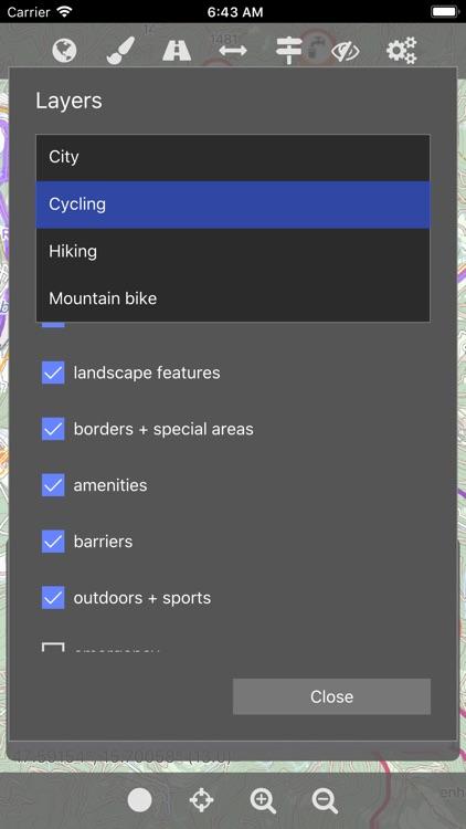 Cartograph 2 Lite Map Viewer screenshot-3