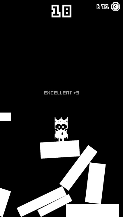 1-Bit Hero: Stress Relief Game screenshot-1