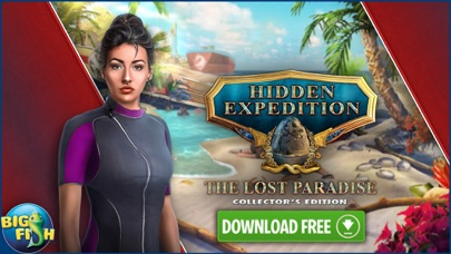 Hidden Expedition: The Lost Paradise - Hidden screenshot 5
