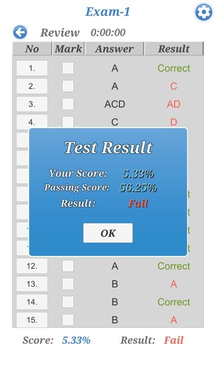 CISM Certification Exam screenshot-3