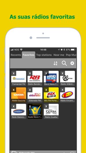 Radio FM Brasil: Radios Online on the App Store