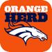 17.Denver Broncos Orange Herd