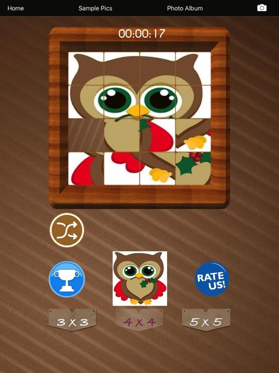 Sliding Puzzle : Tile Puzzles screenshot 8