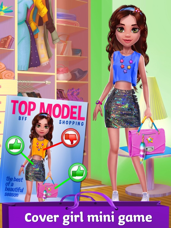 BFF Shopping Spree screenshot 9
