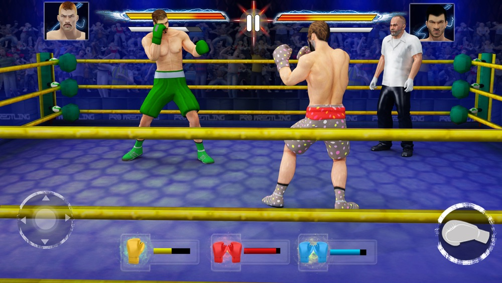 Play Boxing Games 2019 Cheat Codes