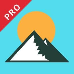 Altimeter GPS Pro- Hike & Trek