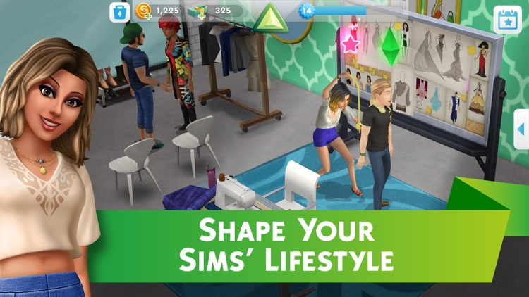 The Sims™ Mobile screenshot-2