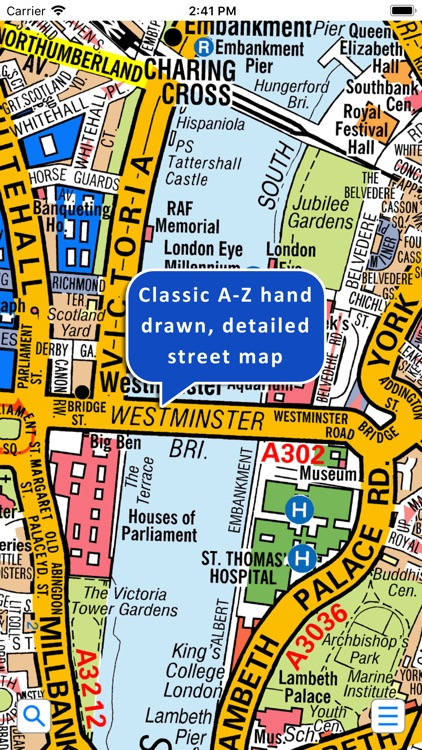 Greater London A-Z Street Map screenshot-0