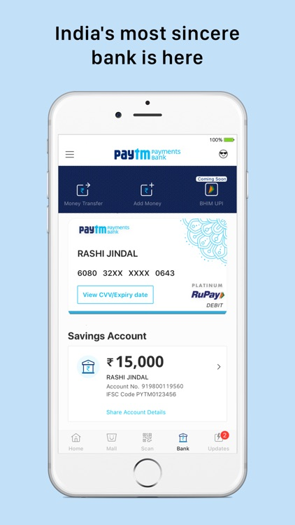 Paytm- Payments & Bank Account screenshot-4