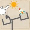 脳トレ物理パズル【キタコレ!】 - iPhoneアプリ