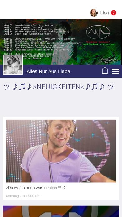 Alles Nur Aus Liebe screenshot 1