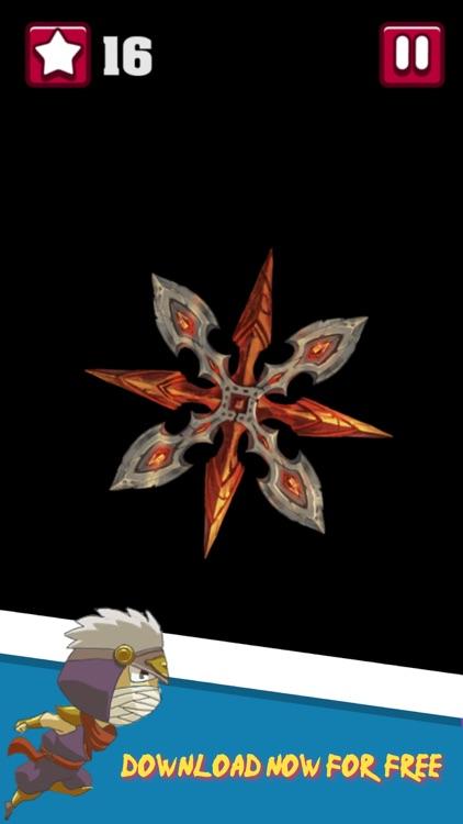 Ninja Star Fidget Spinner Game screenshot-4