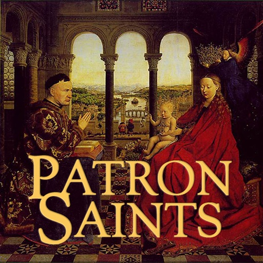 Patron Saints and Candles