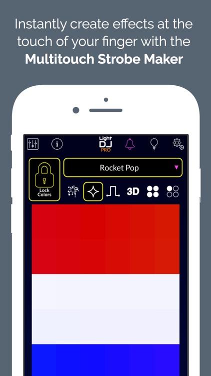 Light DJ Entertainment Effects screenshot-4