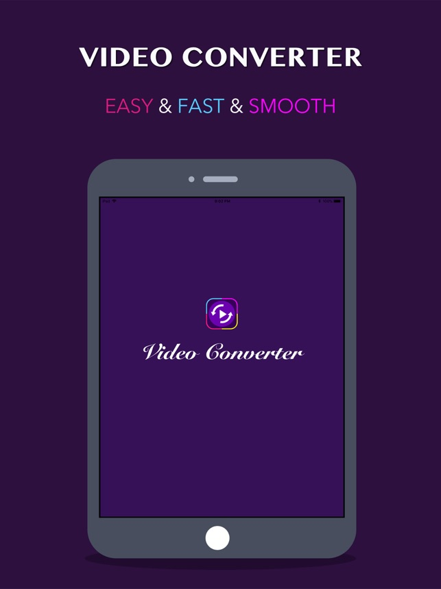 ‎Video Converter: Format Editor Screenshot
