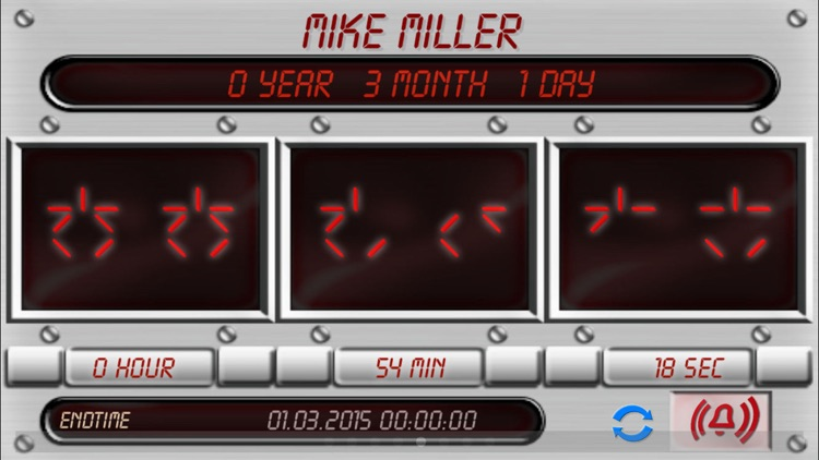 Countdown-Timer