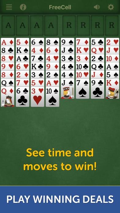 Solebon Solitaire Card Games screenshot four