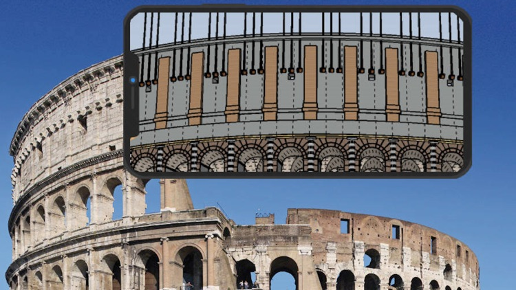 Rome 3D AR screenshot-0