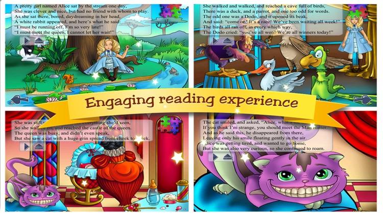 Alice in Wonderland Book screenshot-3
