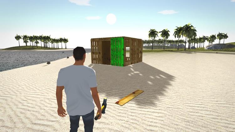 Survival Island Simulator